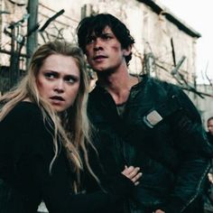 Bellarke- 'you centre her.' 'You've got it backwards'