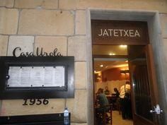 Casa UROLA . (San Sebastián) Bilbao San Sebastian, Broadway Shows, Kitchen Appliances, Home, Food, Diy Kitchen Appliances, Home Appliances, Kitchen Gadgets