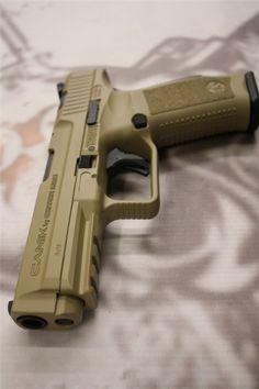 Century Arms Canik TP-9SA TP9SA Desert Tan FDE 9mm : Semi Auto Pistols at GunBroker.com