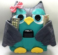 Tutorial!   How to sew an owl