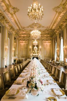 The Best Wedding Venues In France - Bridal Musings Look no further for your dream French wedding! French wedding planners and experts, share with you her best of the best addresses for a gorgeous wedding in France.