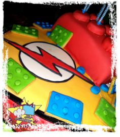#TortaLego - #KidFlash