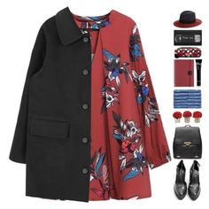 """""""#737"""" by giulls1 ❤ liked on Polyvore featuring Windsor Smith, Kurt Geiger, Maison Michel, Undercover, Bobbi Brown Cosmetics, Betsey Johnson, women's clothing, women's fashion, women and female"""
