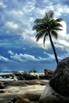 Bangka island - Indonesia