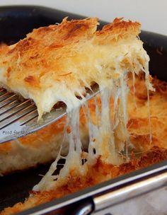 Το καταΐφι ταιριάζει (και) στην κασερόπιτα | Κουζίνα | Bostanistas.gr : Ιστορίες για να τρεφόμαστε διαφορετικά