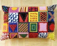 """Caramba"" Cross stitch kit by Monica Zetterström, Brodera mera Follow us on Instagram: @brodera.mera"