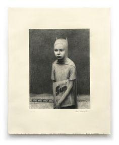 Aron Wiesnfeld  etching