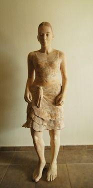 Sculpture-Ceramic-Eleni