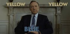 color grading house of cards - Google Search