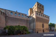 Noceto, Rocca dei Sanvitale