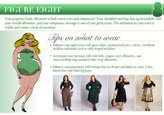 DIY How to Dress Your Shape Infographic from IGIGI Good suggestions, but really wear whatever you want to. Life is too short to conform to what you think others want you to look like. Dress to please yourself. Wear what you love. Clothing Sites, Clothing Hacks, Travel Clothing, Plus Size Womens Clothing, Clothes For Women, Dress Body Type, Dresser, Plus Size Fashion Blog, Stylish Plus