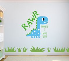 Fish Vinyl Wall Decal Children Nursery Decor Ocean Decorations - Custom vinyl wall decals dinosaur