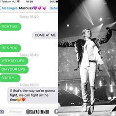 Rezultat slika za imagine with marcus and martinus My Hit, Thats The Way, Mac, Messages, My Love, Aesthetic Images, Text Posts, Text Conversations