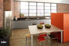 Keller Keuken Fronten : 16 beste afbeeldingen van industriële keukens