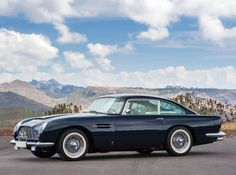 Sold for €840.000 in Paris earlier this year, this stunning 1964 Aston Martin DB5 is such a beauty. Tim Scott/RM Auctions