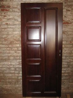 Benefits that you could derive by using the interior wood doors for your home or office. Wooden Front Door Design, Double Door Design, Wooden Front Doors, Room Door Design, Door Design Interior, Modern Interior, Double Doors Interior, Interior Barn Doors, Internal Sliding Doors