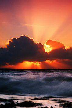 "mountaineous: "" Somerset Sunset | Matt Prosser """