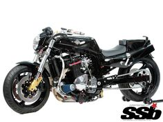 1990 Suzuki GSX-R750/1100 Turbo | Power Struggle | Super Streetbike