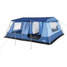 Amazon.com: Brunner Cottage family tent blue: Sports & Outdoors