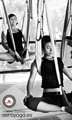 Formacion Aero Yoga