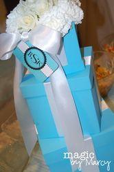 "tiffany's inspiration / Bridal/Wedding Shower ""Tiffany's Themed Briday Shower""   Catch My Party"