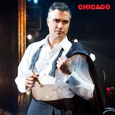 Jaime Camil as Billy Flynn (2016)