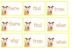 The Teacher's Treasure Chest: Sight Word  FREEBIE!