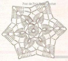 Stern häkeln / crochet star