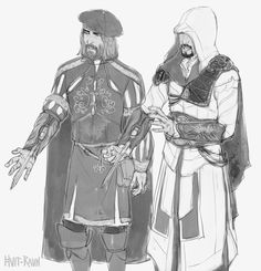 My story is one of many thousands : Photo Assassins Creed Comic, Assassins Creed Series, Assassin's Creed Brotherhood, Assessin Creed, Fantasy Characters, Fictional Characters, I Love Anime, Dragon Age, Marvel