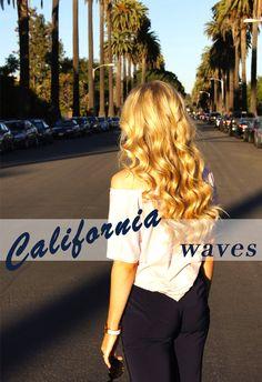 15 Min California Waves