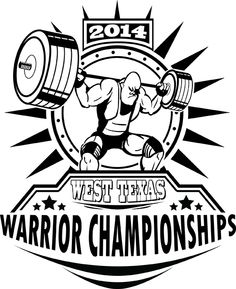 Final Logo Design Client: Lisa Elliot - West Coast Powerlifting Meet