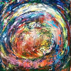 """""""Абстрактный взгляд на шедевры мировой живописи"""""""