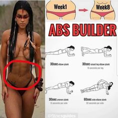 Repost from Abs Builder Workout will you try it? Tag a friend who might need this ab workout! Like and Save this for when you later need it! Photo Creds for the workout guides Fitness Workouts, Fit Board Workouts, Fitness Motivation, Lower Belly Workout, Butt Workout, Workout Guide, Physical Fitness, Health Fitness, Health Logo