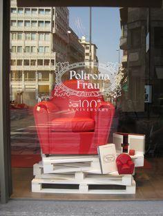 So classic!!! Vanity Fair Armchair Poltrona Frau | Lovely objects ...