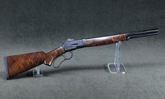 The Big Horn Armory Model 89 Carbine is a beauty! The lever action gun, the first lever action gun specifically designed for the .500 S&W Magnum, features a #1 Walnut stock, hunter black finish, 18-inch carbine barrel, letter of provenance signed by Hank Williams, Jr., and an authentication letter by Weldon Lister. Proceeds raised from the auction will benefit The NRA Foundation.