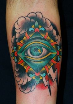 eye-quadrato, Miss Arianna Tattoo Artist, incredible!