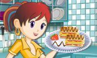Sara's Cooking Class: Paella - A Free Girl Game on GirlsGoGames.com