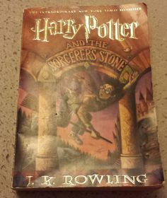 Harry Potter And The Sorcerers Stone 1 By J K Rowling 1999 Paperback