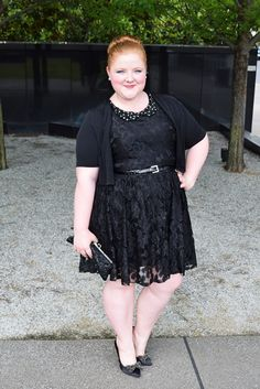 """Nashville's Frist Center is showing """"Italian Style: Fashion Since now through Dolce & Gabbana inspired my outfit for the opening reception. Plus Size Cocktail Dresses, Evening Dresses Plus Size, Plus Size Dresses, Plus Size Outfits, Looks Plus Size, Look Plus, Curvy Fashion, Plus Size Fashion, Style Fashion"""