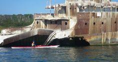 SS Francisco Morazan Shipwreck, Glen Arbor