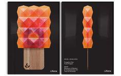 "Neubau (Berlin)/Nuna, MART ""The Shape of Taste"", Museum of Modern Art Edition (DINA1 Poster)"
