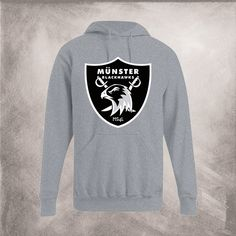 """New """"Münster Blackhawks"""" x """"MS4L"""" Collabo! Also available in black..."""