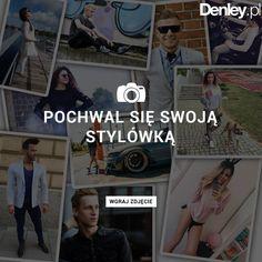 Hej kochani! Czy wiecie, że każdy z Was może zostać promotorem marki Denley.pl? Stworzyliśmy stronkę poświęconą Wam - naszym fanom i miłośnikom modnych stylówek! Sprawa jest prosta - wchodzicie na www.promotormarki.denley.pl, wczytujecie swoją fotkę/fotki ze stylizacją wykorzystującą produkty Denley.pl, wypełniacie krótki formularz i… dzielicie się swoim oryginalnym outfitem ze wszystkimi fanami naszej marki!