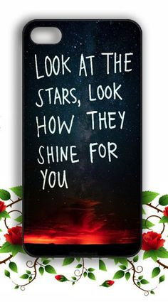 Look at the Stars Samsung Galaxy S3 S4 S5 case, iPhone 4 4S 5 5s 5c case, iPod Touch 4 5 case