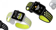 UNIVERSO NOKIA: Versione Nike di Apple Watch Nike disponibile in I...