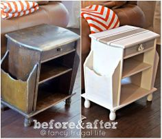 Painted Furniture :: Laura Smith's Clipboard On