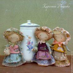 Ароматизированные куклы ручной работы. Ярмарка Мастеров - ручная работа. Купить Травяной чаёк. Handmade. Травяной чай, мелисса, дача