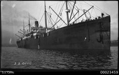 Starboard view of SS CEVIC | Flickr - Photo Sharing!