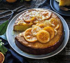 Annabel Langbein Gluten-Free Orange and Almond Cake Recipe