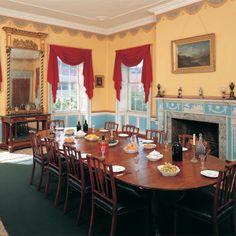 OTIS HOUSE MUSEUM, A HISTORIC NEW ENGLAND PROPERTY